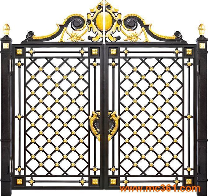 经典欧式庭院门