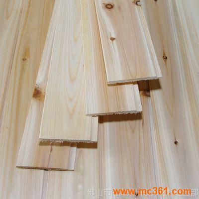 桑拿板吊顶板炭烧板优质杉木木桶饭门面装修厂家大量