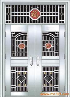 大门设计图,不锈钢围墙大门   不锈钢大门效果图图片 不锈钢