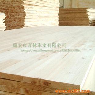 【厂家直接供应】 榉木杉木直拼板 实木拼版