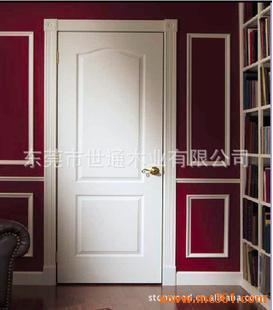 模压门,美式室内房门