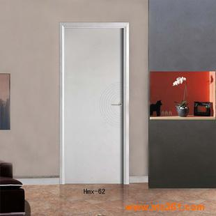 室内门豪迈木质烤漆系列 简约木门hmx-62