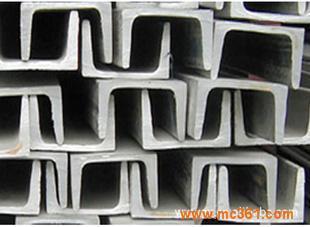 厂家直销不锈钢型材,304不锈钢工业槽钢