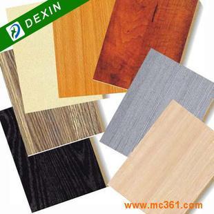专业生产1.7三聚氰胺饰面细木工板(马六甲板)
