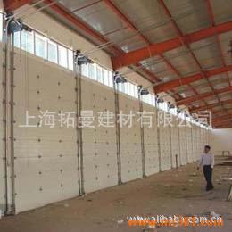 拓曼电动工业卷帘门 工业门 工厂大门图片 上海拓曼建材有限公司