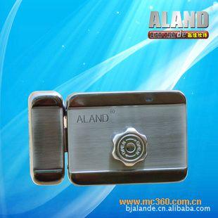 阿兰德金属齿轮电机锁 aland玲珑锁 超静音门禁锁 锁