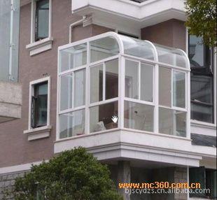 封闭阳台窗户