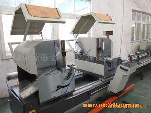 供应厂家直销铝合金门窗设备 图 图片 佛山市南海佳桦门窗机械设备有