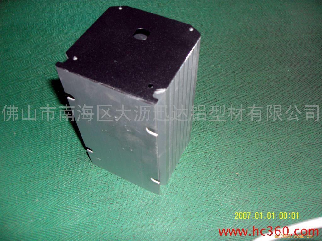 供应海灏金属制品厂路灯镇流器外壳铝型材