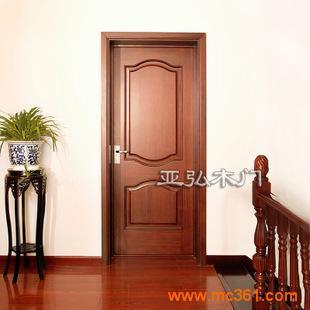 中式别墅卧室门