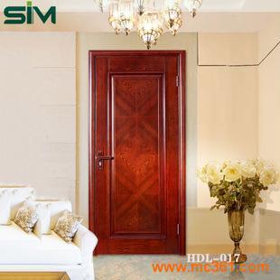 潮流新款室内门 实木复合烤漆门套装门 实木门卧室门