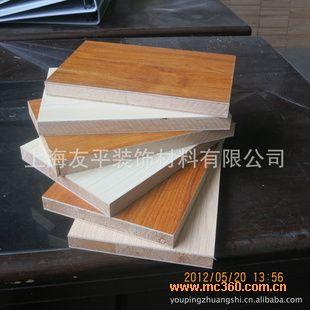 家俱用e1级实木防水多层板