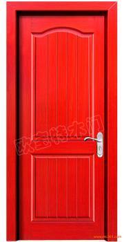黄烤漆木门贴图美心木门均采用天然树木 琥珀黄装修效果图