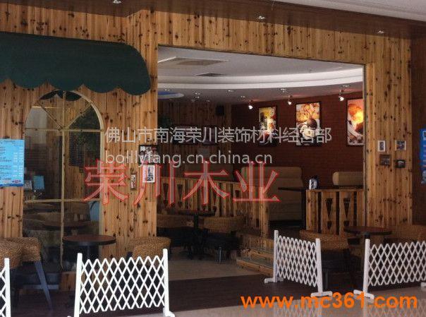 炭烧板护墙板装饰面板材吊顶板桑拿板白漆板防腐木