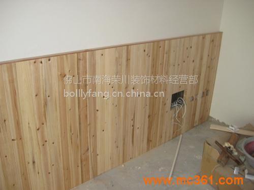 桑拿板护墙板装饰面板材背景贴面装饰板扣板杉木桑拿板吊顶板